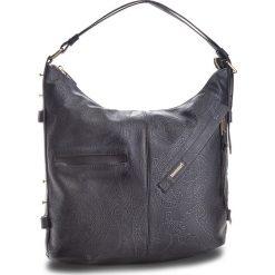 Torebka MONNARI - BAGA390-020  Black. Czarne torebki klasyczne damskie marki Monnari, ze skóry ekologicznej, duże. W wyprzedaży za 199,00 zł.