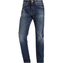 Spodnie męskie: Edwin ED80 SLIM TAPERED Jeansy Straight Leg moriko wash
