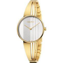 ZEGAREK CALVIN KLEIN Drift K6S2N516. Niebieskie zegarki damskie marki Calvin Klein, szklane. Za 1409,00 zł.