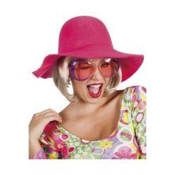 Kapelusz damski różowy. Czerwone kapelusze damskie ASTER. Za 39,97 zł.