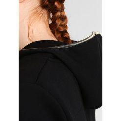 YUJ Bluza rozpinana black. Czarne bluzy damskie YUJ, s, z bawełny. W wyprzedaży za 377,40 zł.