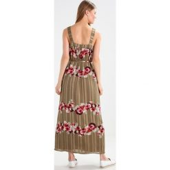Długie sukienki: Banana Republic LUCIA FLORAL STRIPE APRON Długa sukienka vicuna