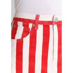 Minispódniczki: Glamorous Spódnica trapezowa red/white