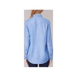 Koszule Lee  RELAXED SHIRT. Niebieskie koszule nocne i halki marki Lee, l. Za 279,30 zł.