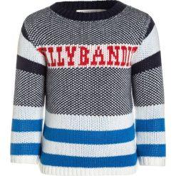Billybandit Sweter bunt. Szare swetry chłopięce marki Billybandit, z bawełny. W wyprzedaży za 139,30 zł.