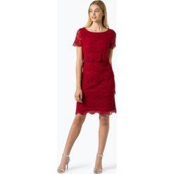 Sukienki hiszpanki: Vera Mont Collection - Damska sukienka wieczorowa, czerwony