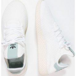 adidas Originals PW TENNIS HU Tenisówki i Trampki white/tactile green - 2