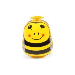 BAYER CHIC 2000 Bouncie Walizka twarda - Pszczółka - żółty. Czarne walizki marki Jack Wolfskin, w paski, z materiału, małe. Za 159,00 zł.