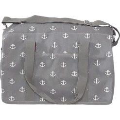 Duża torba TR213 Grey. Szare torby plażowe Astratex, z bawełny. Za 90,99 zł.