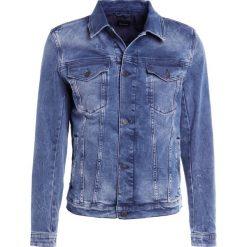 Odzież: BOSS CASUAL LIVINGSTONE Kurtka jeansowa navy