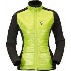 High Point Flow Lady Jacket Sunny Green M. Zielone kurtki damskie softshell High Point, m, z puchu. W wyprzedaży za 449,00 zł.
