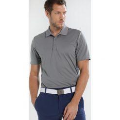Adidas Golf PERFORMANCE Koszulka polo grey. Szare koszulki polo adidas Golf, m, z materiału. Za 189,00 zł.