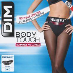 Bluzki body: Rajstopy Body Touch płaski brzuch