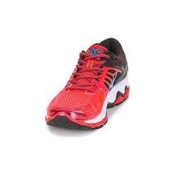 Buty do biegania Mizuno  WAVE HORIZON. Czerwone buty do biegania damskie marki Mizuno. Za 552,30 zł.
