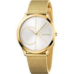 ZEGAREK CALVIN KLEIN MINIMAL K3M21526. Szare zegarki męskie Calvin Klein, szklane. Za 1169,00 zł.