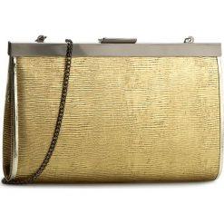 Torebka MONNARI - BAG0133-023 Gold. Żółte torebki klasyczne damskie marki Monnari, ze skóry ekologicznej. W wyprzedaży za 119,00 zł.