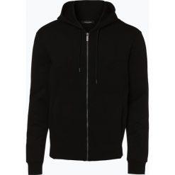 Bejsbolówki męskie: Calvin Klein - Męska bluza rozpinana, czarny