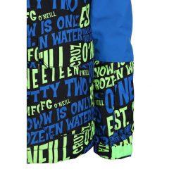 O'Neill HUBBLE Kurtka snowboardowa green. Niebieskie kurtki chłopięce sportowe marki bonprix, z kapturem. W wyprzedaży za 377,10 zł.