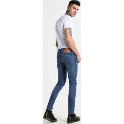 Levi's® 519™ EXTREME SKINNY FIT Jeans Skinny Fit blue denim. Niebieskie jeansy męskie relaxed fit marki Levi's®. Za 369,00 zł.