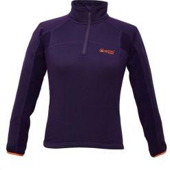 Bluzy damskie: BERG OUTDOOR Bluza Sportowa Damska Champex Sweat Fioletowa r. S - (HK4220500AW14)