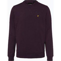 Lyle & Scott - Męska bluza nierozpinana, czerwony. Czerwone bluzy męskie rozpinane marki KALENJI, m, z elastanu, z długim rękawem, długie. Za 299,95 zł.