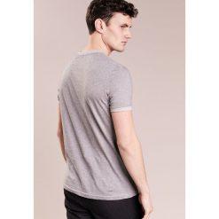 BOSS Orange TOPICAL Tshirt basic grey melange. Szare koszulki polo BOSS Orange, m, z bawełny. Za 249,00 zł.