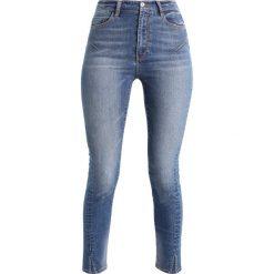 Miss Sixty ALEEN TROUSERS Jeans Skinny Fit blue denim. Niebieskie jeansy damskie Miss Sixty. Za 419,00 zł.