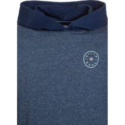Billabong PISTON Bluza z kapturem dark blue. Niebieskie bluzy chłopięce rozpinane marki Billabong, z bawełny, z kapturem. W wyprzedaży za 170,10 zł.