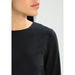 Bluzki asymetryczne: See u Soon BOW BACK Bluzka black