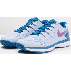 Nike Performance AIR ZOOM PRESTIGE HC Obuwie multicourt royal tint/monarch purple/military blue/white. Niebieskie buty do tenisu damskie Nike Performance. Za 419,00 zł.