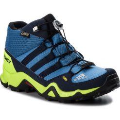 Buty trekkingowe damskie: Buty adidas - Terrex Mid Gtx K GORE-TEX CM7710 Traroy/Conavy/Sslime