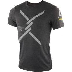 T-shirty męskie: koszulka do biegania męska REEBOK OBSTACLE TERRAIN RACING SHORT SLEEVE TEE 2 / S94285