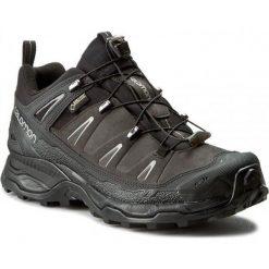 Buty trekkingowe męskie: Salomon Buty męskie X Ultra LTR GTX Asphalt/Black/Pewter r. 41 1/3 (36924)