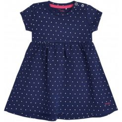 Sukienki niemowlęce: Sukienka z krótkim rękawem dla dziecka 3-36 m