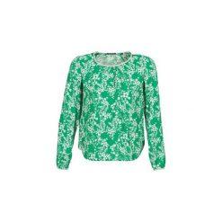 Bluzki Marc O'Polo  TINA. Zielone bluzki asymetryczne Marc O'Polo, polo. Za 399,00 zł.