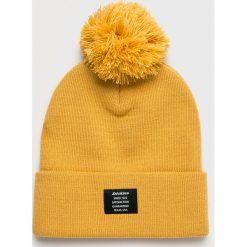 Dickies - Czapka. Pomarańczowe czapki zimowe męskie Dickies, na zimę, z dzianiny. W wyprzedaży za 59,90 zł.