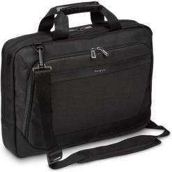 "Targus City Smart 14-15.6"" czarno-szara. Czarne torby na laptopa Targus. Za 159,00 zł."