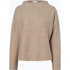 Opus - Sweter damski – Gesina, beżowy. Brązowe swetry klasyczne damskie Opus, z materiału. Za 329,95 zł.