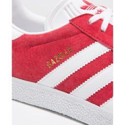 Adidas Originals GAZELLE Tenisówki i Trampki scarlet/white/gold met. Szare tenisówki damskie marki adidas Originals, z gumy. Za 399,00 zł.