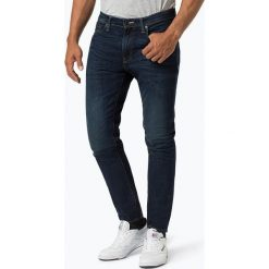 Levi's - Jeansy męskie – 512®, niebieski. Niebieskie jeansy męskie z dziurami marki Levi's®. Za 399,95 zł.