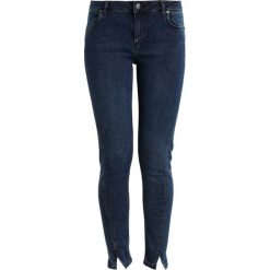 Boyfriendy damskie: 2ndOne PILL Jeansy Slim Fit smoke blue