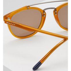 GANT Okulary przeciwsłoneczne shiny orange/brown. Brązowe okulary przeciwsłoneczne męskie wayfarery GANT. Za 779,00 zł.