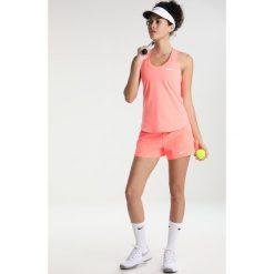 Nike Performance TEAM PURE Koszulka sportowa lava glow/white. Czerwone topy sportowe damskie marki Nike Performance, xl, z elastanu. Za 139,00 zł.