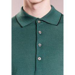 PS by Paul Smith MENS Sweter dark green. Zielone swetry klasyczne męskie marki PS by Paul Smith, m, z materiału. W wyprzedaży za 399,50 zł.