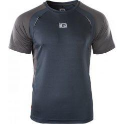 IQ Koszulka męska Anto midnight navy/forget iron r. L. Szare koszulki sportowe męskie marki IQ, l. Za 54,54 zł.