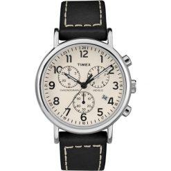 Biżuteria i zegarki męskie: Timex – Zegarek Weekender Chronograph