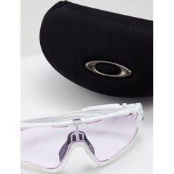 Oakley JAWBREAKER Okulary przeciwsłoneczne prizm low light. Białe okulary przeciwsłoneczne damskie lenonki marki Oakley. Za 809,00 zł.