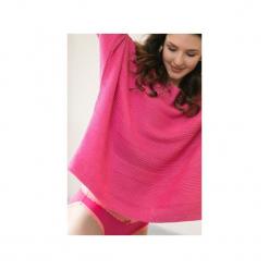 Figi damskie bikini - LA/MA - L-1216BI. Czerwone bikini Lama, w koronkowe wzory. Za 40,00 zł.