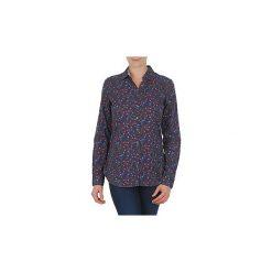 Koszule Tommy Hilfiger  ALINDA FLORAL. Fioletowe koszule nocne i halki marki FOUGANZA, z bawełny. Za 279,20 zł.