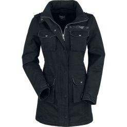 Black Premium by EMP Ladies Field Jacket Kurtka damska czarny. Czarne kurtki damskie marki Black Premium by EMP, xl, z poliesteru. Za 489,90 zł.